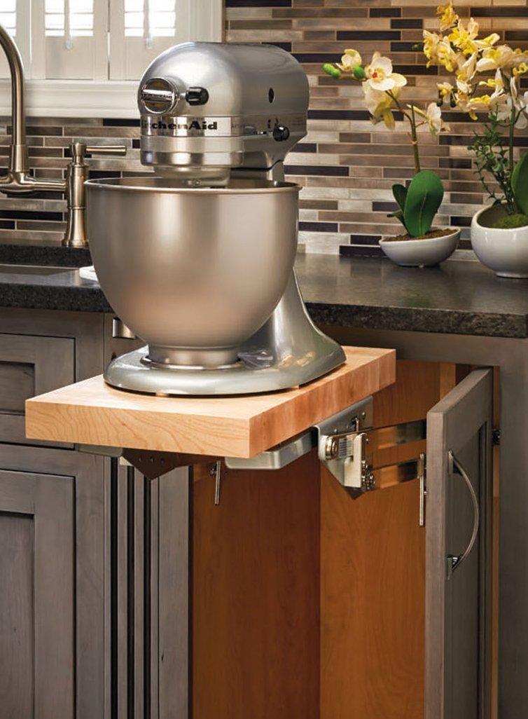 Rev-A-Shelf Appliance Lift: Unique Storage Solution for ...