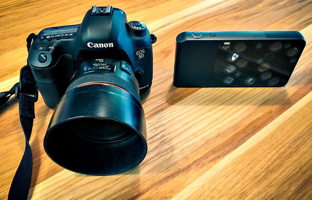 Light L16: The DSLR that Fits in your Pocket