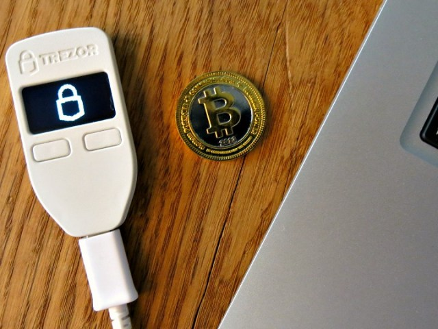 Keep your Bitcoins Secure with Trezor the Hardware Bitcoin Safe