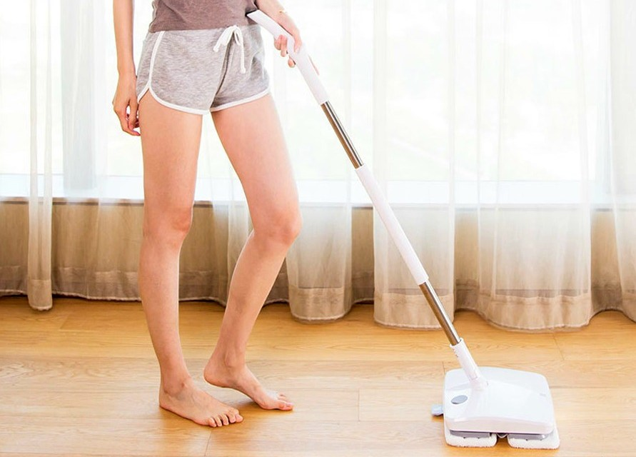 Simplify House Cleaning Chores with the Xiaomi Electric Mop