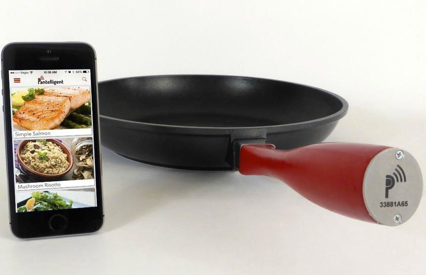 3. Smart Frying Pan