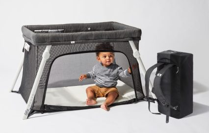 Lotus Everywhere Travel Crib