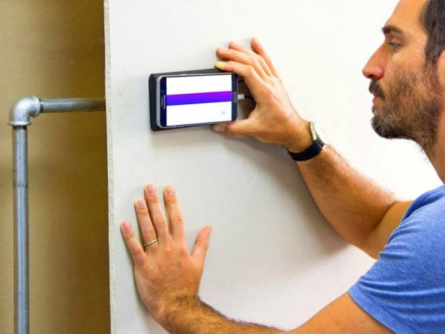 Walabot Lets you See into your Walls
