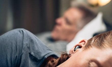 Cancel Snoring with the QuietOn Sleep