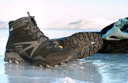 Arctic Grip Lets you Walk on Wet Ice