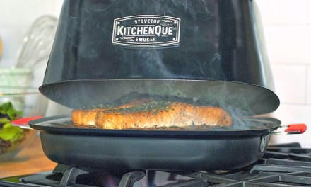 KitchenQue: Indoor Stovetop Smoker for Apartment Dwellers