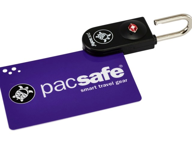 ProSafe Key-Card Lock Requires no Key or Code