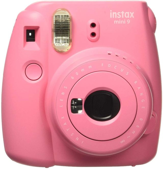 Great for Younger Kids: Fujifilm Instax Mini 9