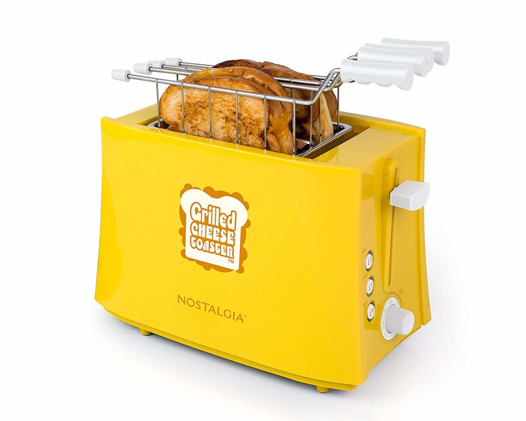 Nostalgia Grilled Cheese Toaster
