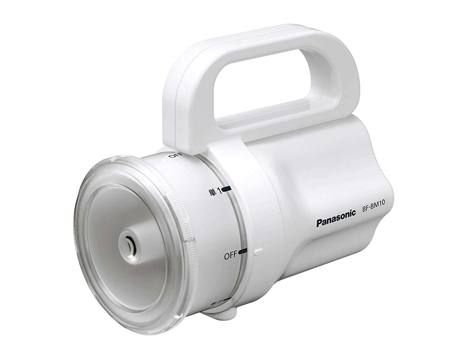 Panasonic Any Battery Flashlight