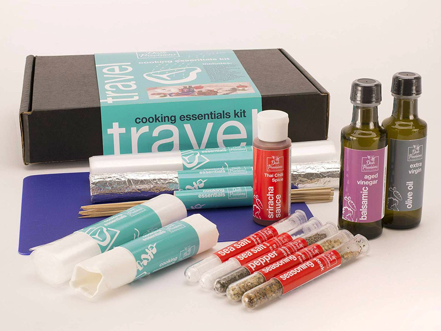 Cooking Essentials Travel Kit