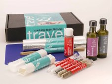 Cooking Essentials Travel Kit - Stress Free Cooking Vacations