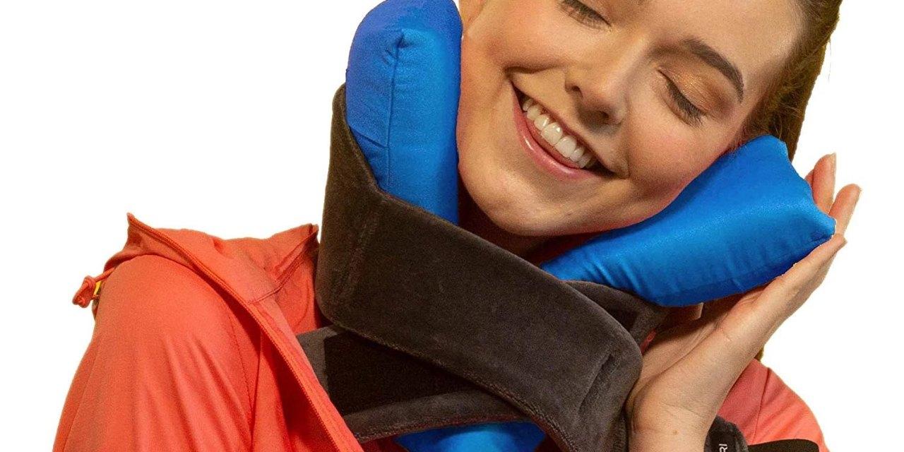 Cori World's 1st Modular Travel Pillow