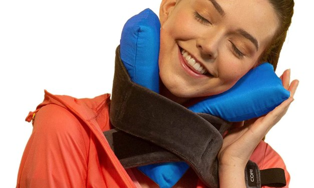 Cori World's 1st Modular Travel Pillow