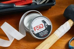 Forj Thermoplastic Ribbon for Emergency Repairs