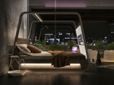 HiBed: Smart Bed of the Future has Arrived