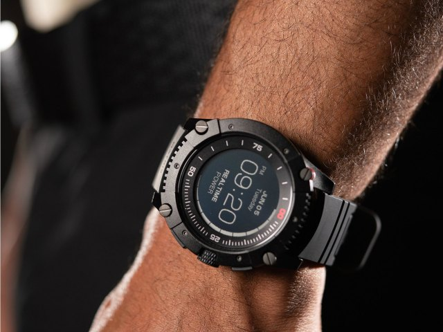Matrix PowerWatch X Smartwatch Powered by You