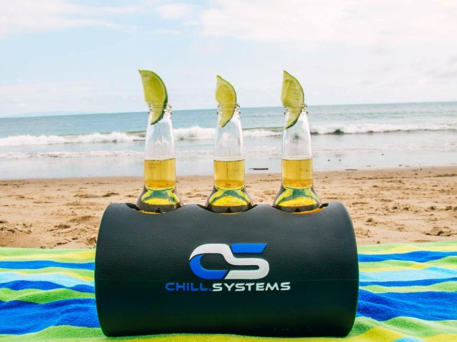 The Chiller – Versatile Iceless Beverage Cooler