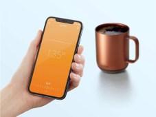 Ember Smart Mug has Super Heating Powers