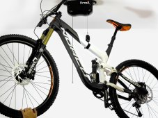 Kradl Bike Hoist and Storage - No Power, No Pulleys