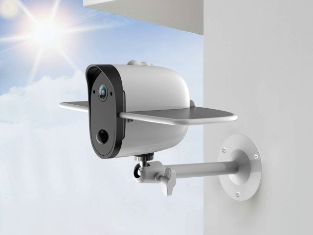 Soliom S60 Solar Powered Outdoor WiFi Security Camera
