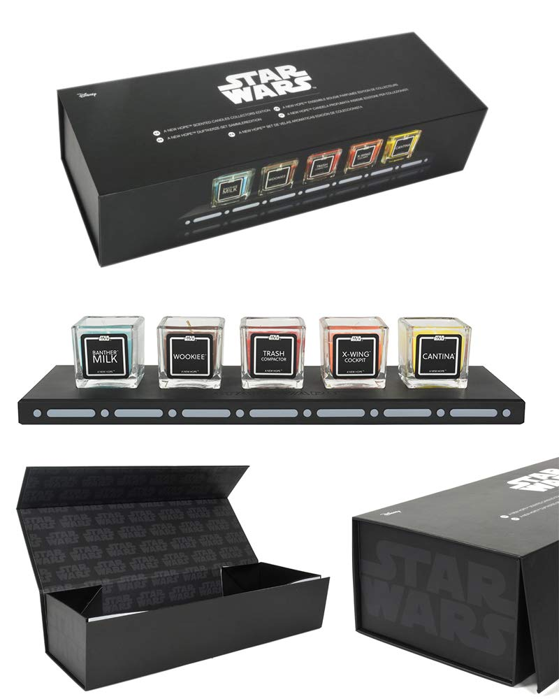 Star Wars Scented Candles