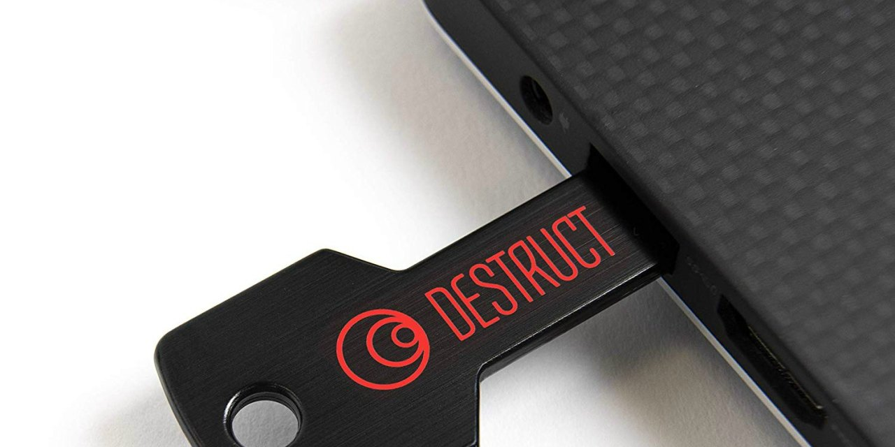Lovell Destruct Hard Drive Eraser Key to Permanently Destroying Data