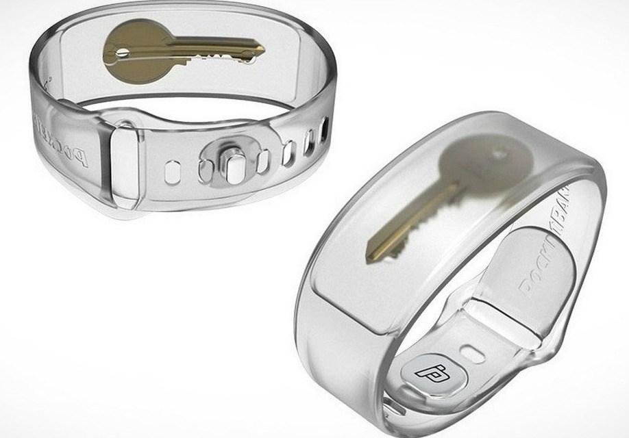 PocketBands 3.0 – Wristband with a Hidden Pocket