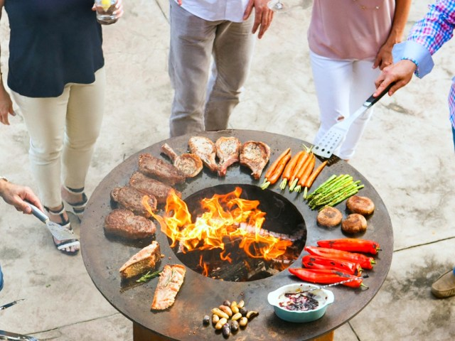 Arteflame Grill: One of a Kind Grilling Experience