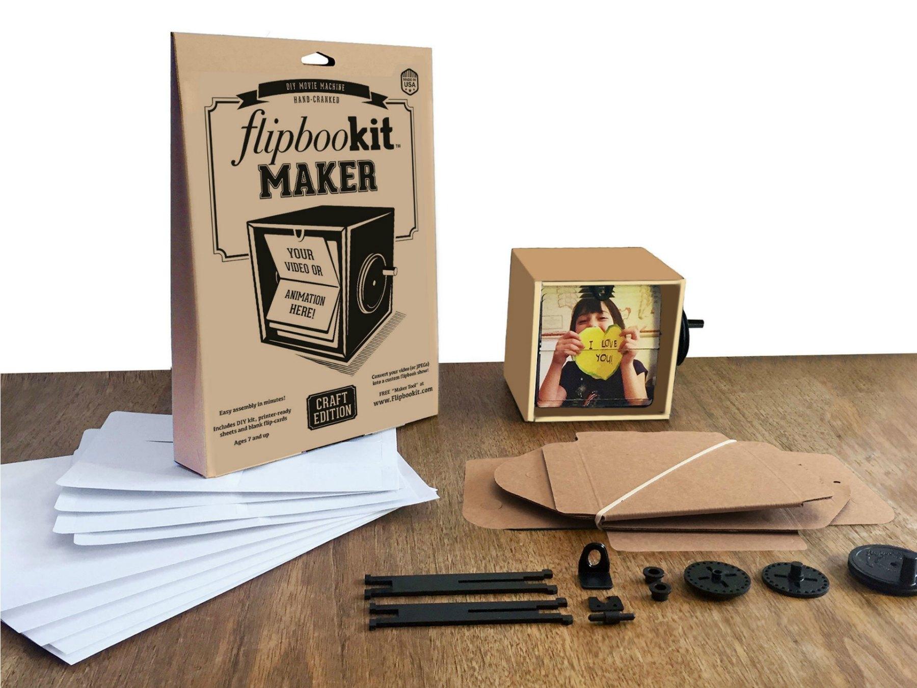 FlipBooKit Maker Kit