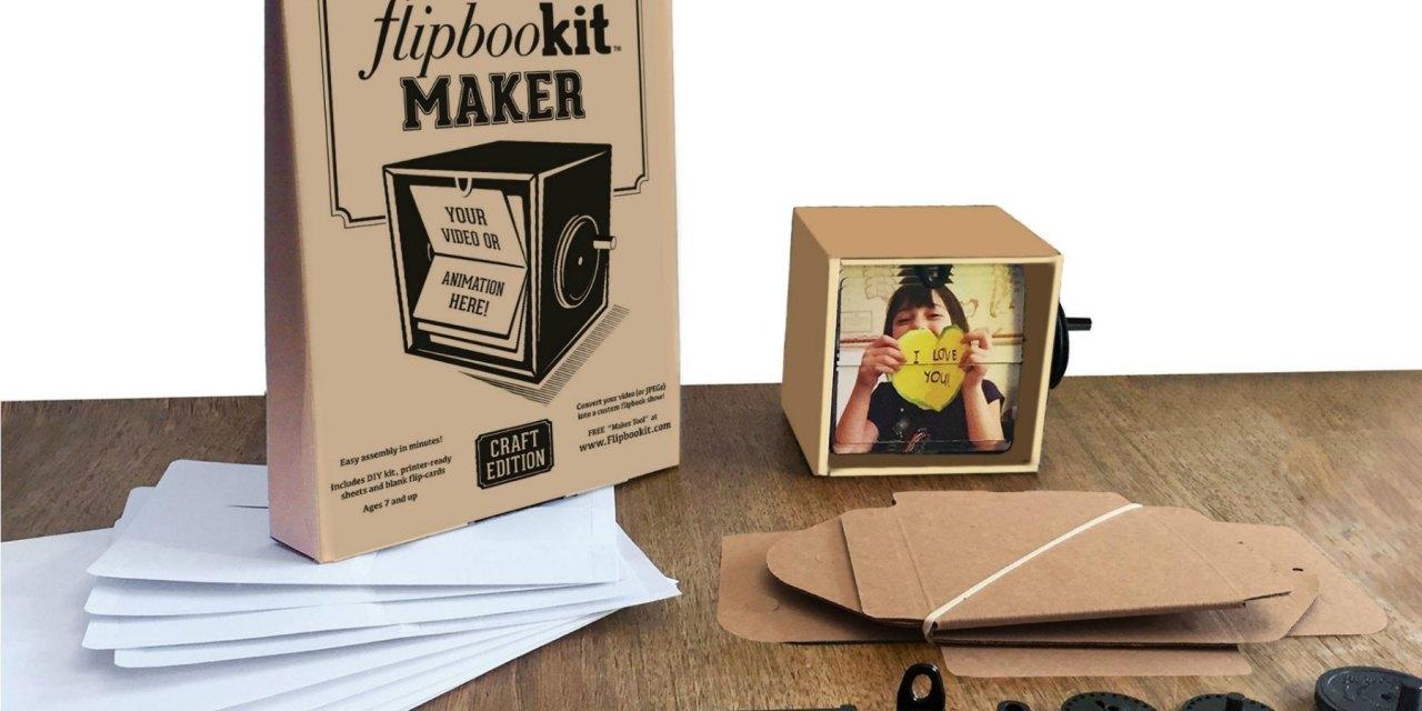 FlipBooKit Maker Kit: Make your own Movie