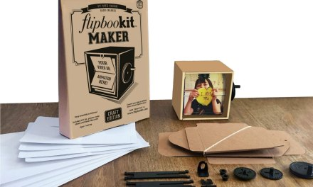 FlipBooKit Maker Kit: Make your own Movie