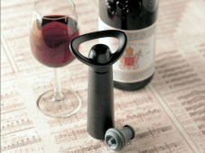 Vacu Vin Wine Saver Makes Wine Last Longer