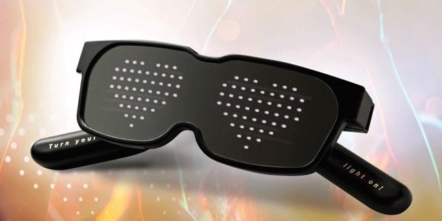 Chemion LED Glasses