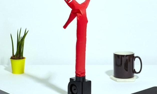 Desktop Inflatable Tube Guy