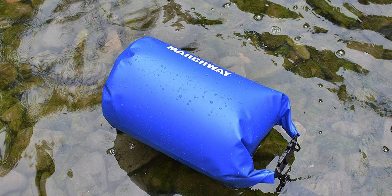 Marchway Floating Waterproof Bag – Reliability Assured