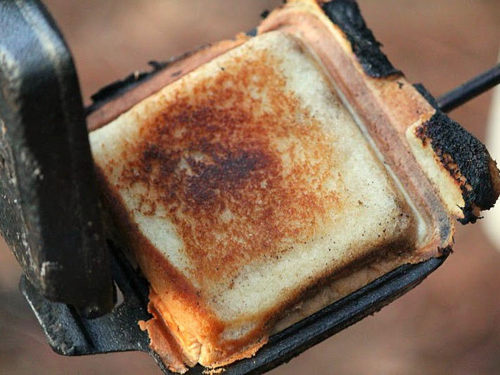 Pie Iron – Toasting Campfire Pies and Sandwiches