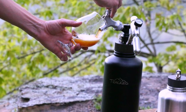 TrailKeg – Bring a Keg Along on the Trail