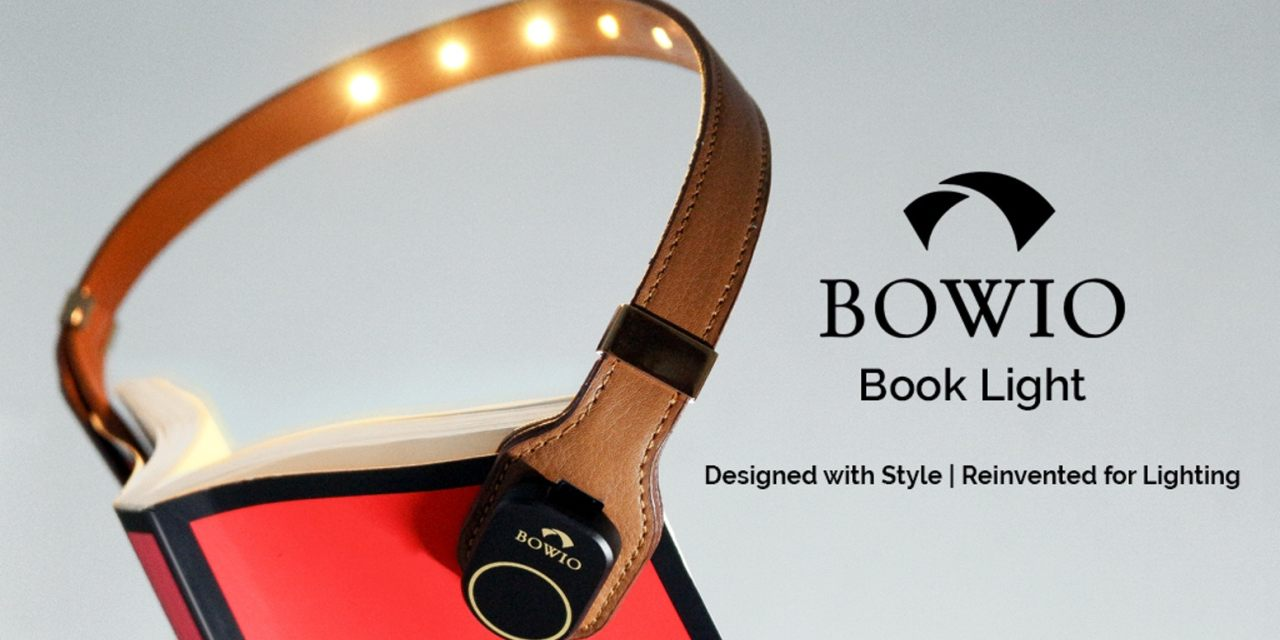 Bowio: The Book Light Reimagined by Readers, For Readers
