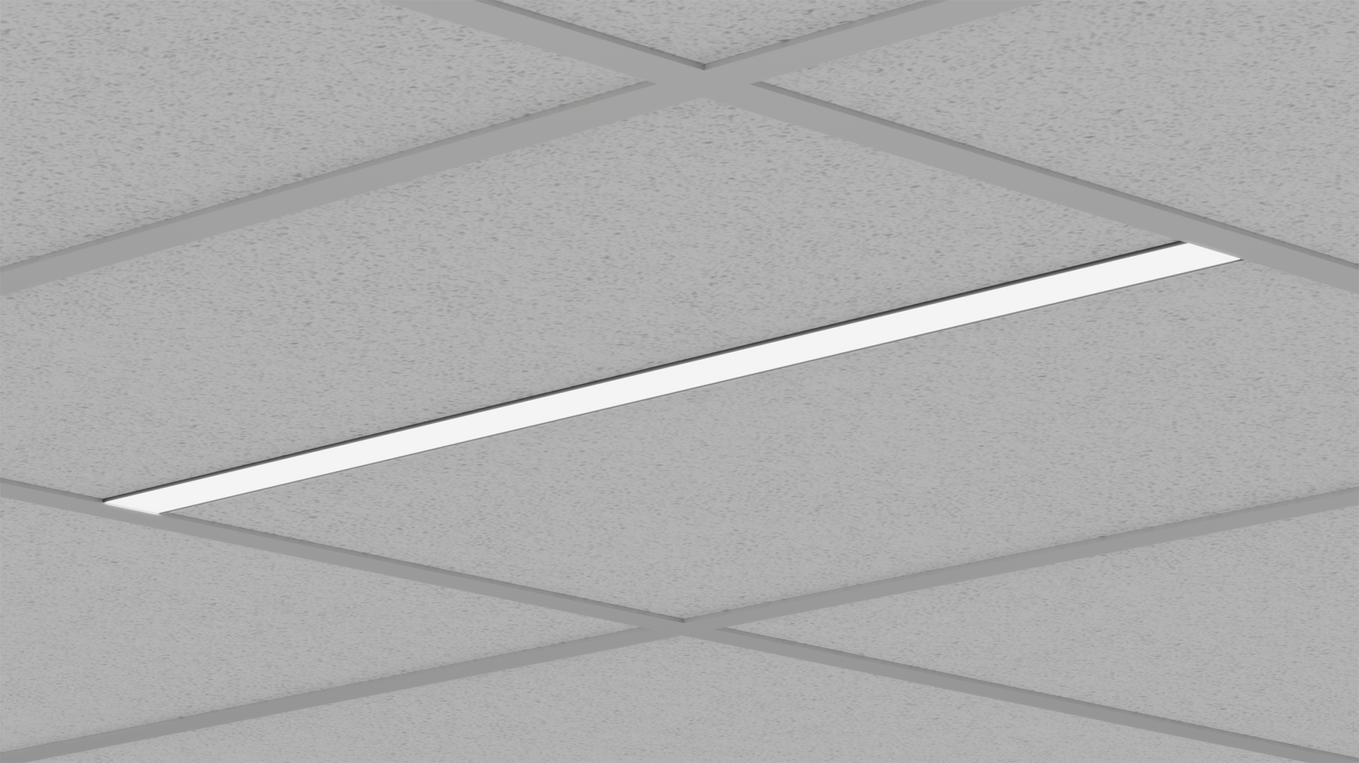 Vector Recessed T Bar