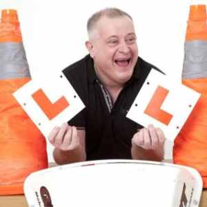 Bury Driving Instructor Graham Evans