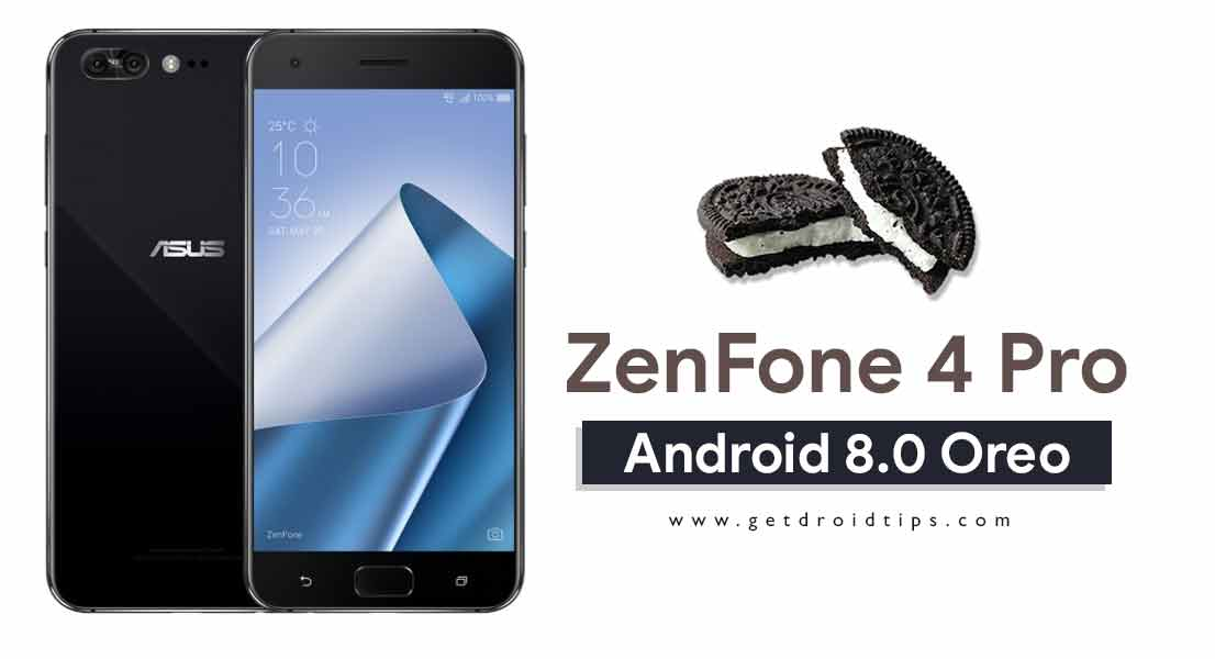 Download and Install Asus ZenFone 4 Pro Android 8.0 Oreo Update