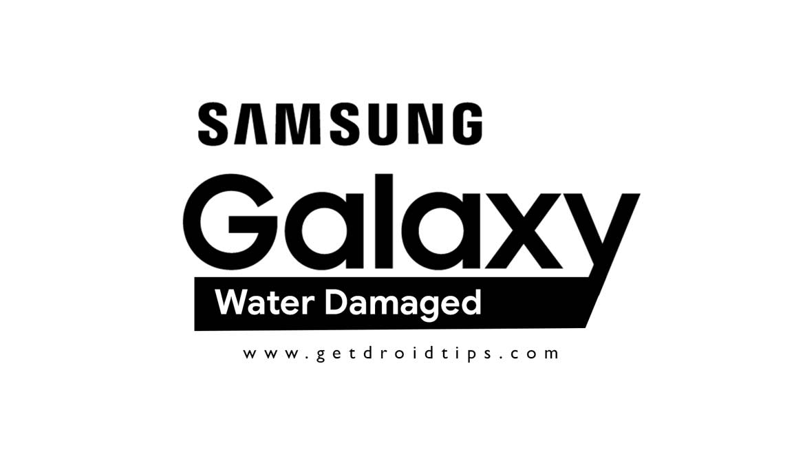 How to Fix Samsung Galaxy Water Damaged Smartphone using