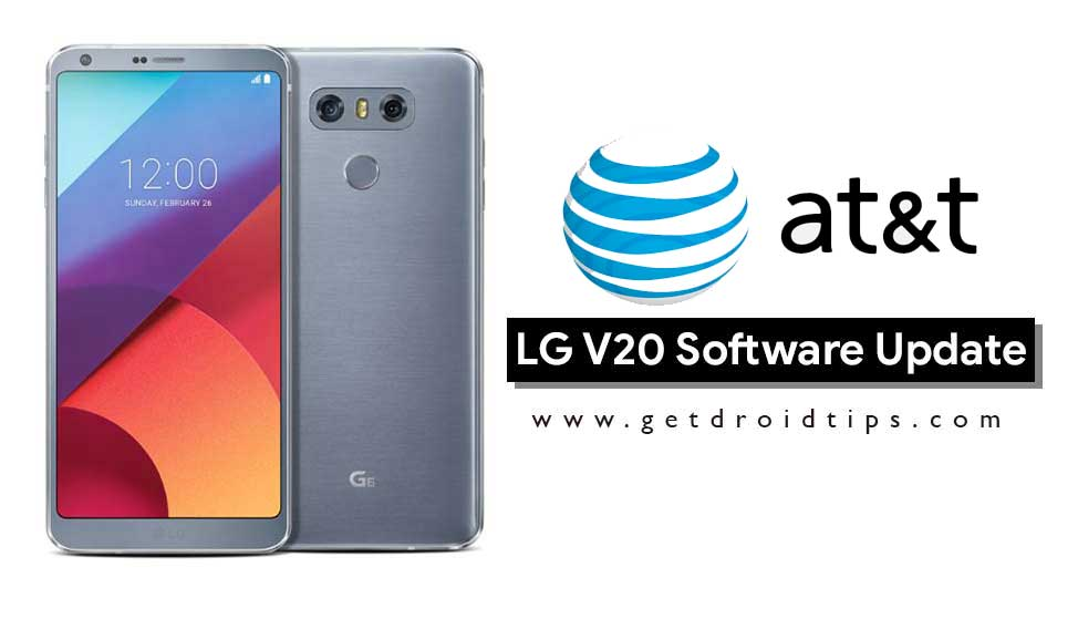 Download AT&T LG V20 to H91010u (March 2018 Security Patch)