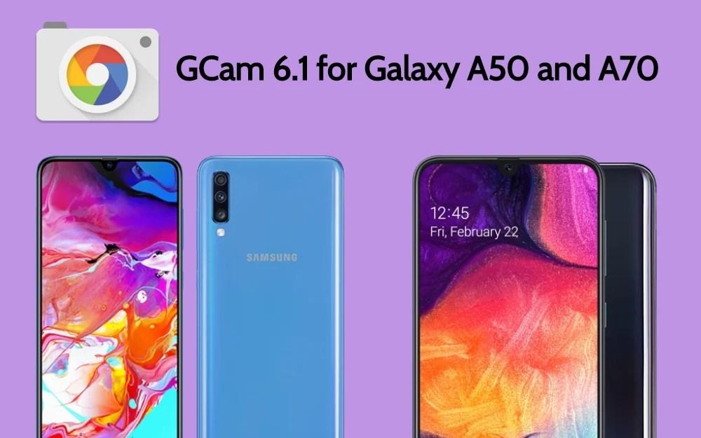 Galaxy A50 A70