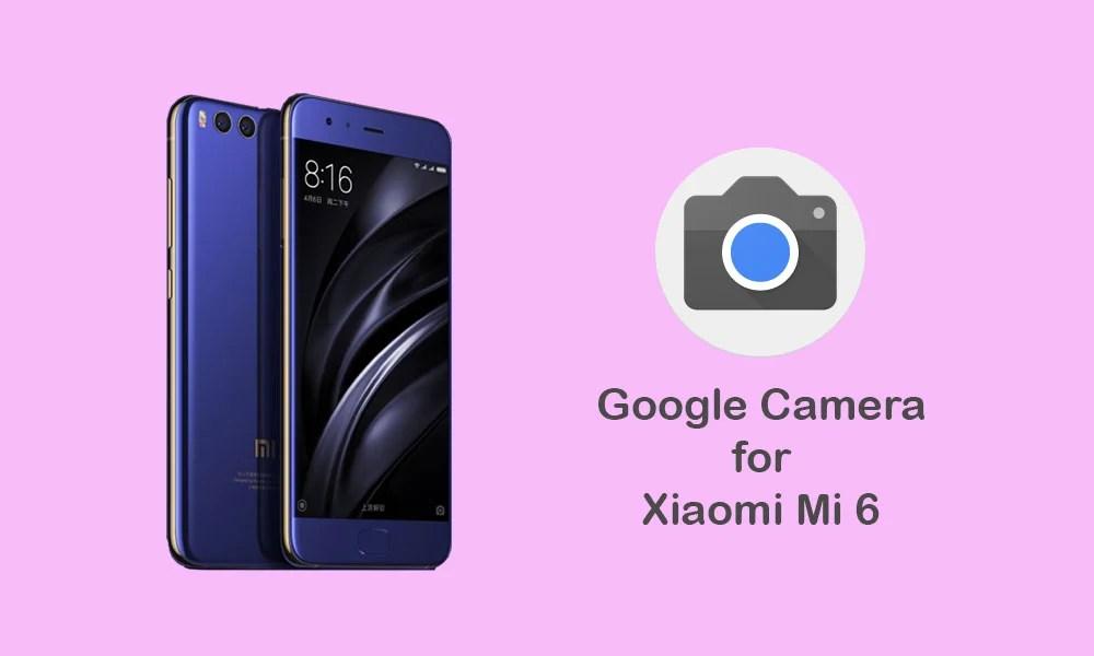 Скачать Google Camera для Mi 6 [APK]