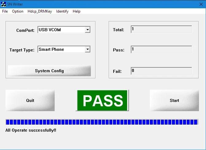 Как использовать SN Write Tool для исправления IMEI на вашем устройстве