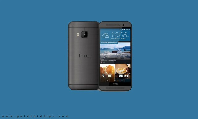 Download and Update AICP 16.1 on HTC One M9 (Android 11.0)