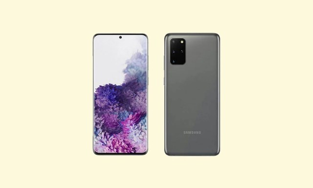 G986U1UES1CTL5 | Galaxy S20 Plus January 2021 Security Patch [US Unlocked]