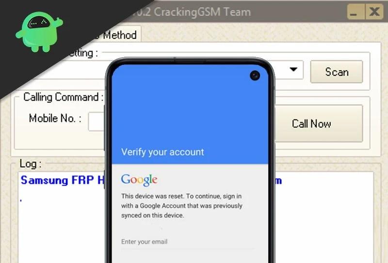 Скачать Samsung FRP Helper Tool v0.2 - Добавить последнюю версию 2020